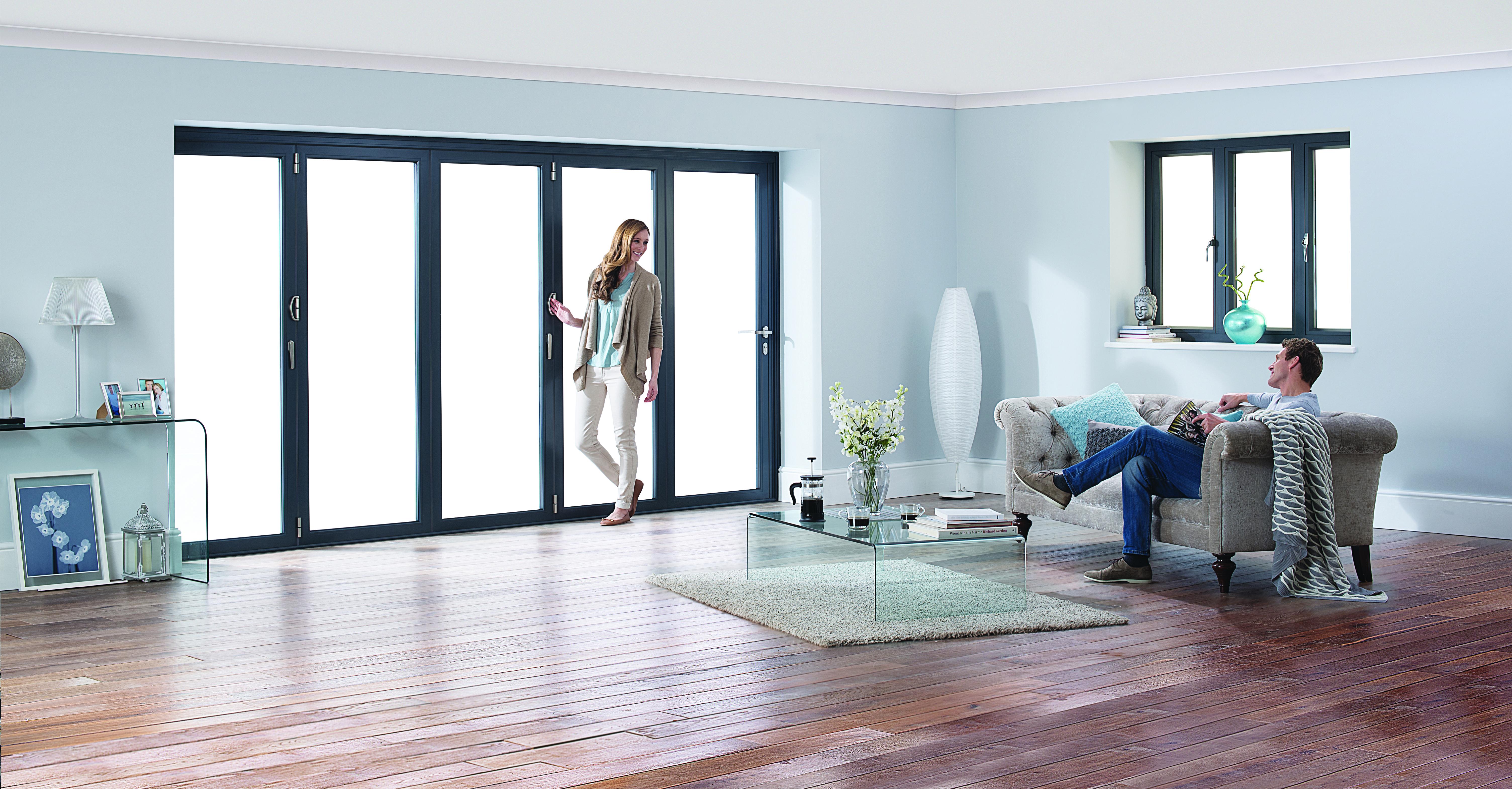 Six Brilliant Benefits of Bi-fold Doors
