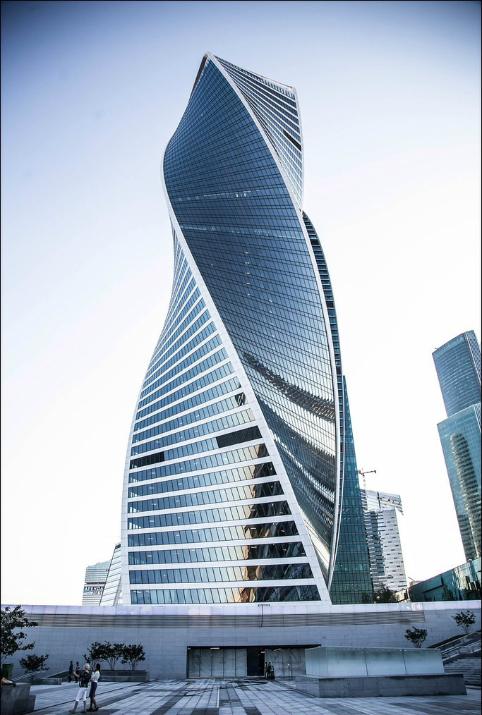 Top 10: Most Beautiful Glass Buildings in the World
