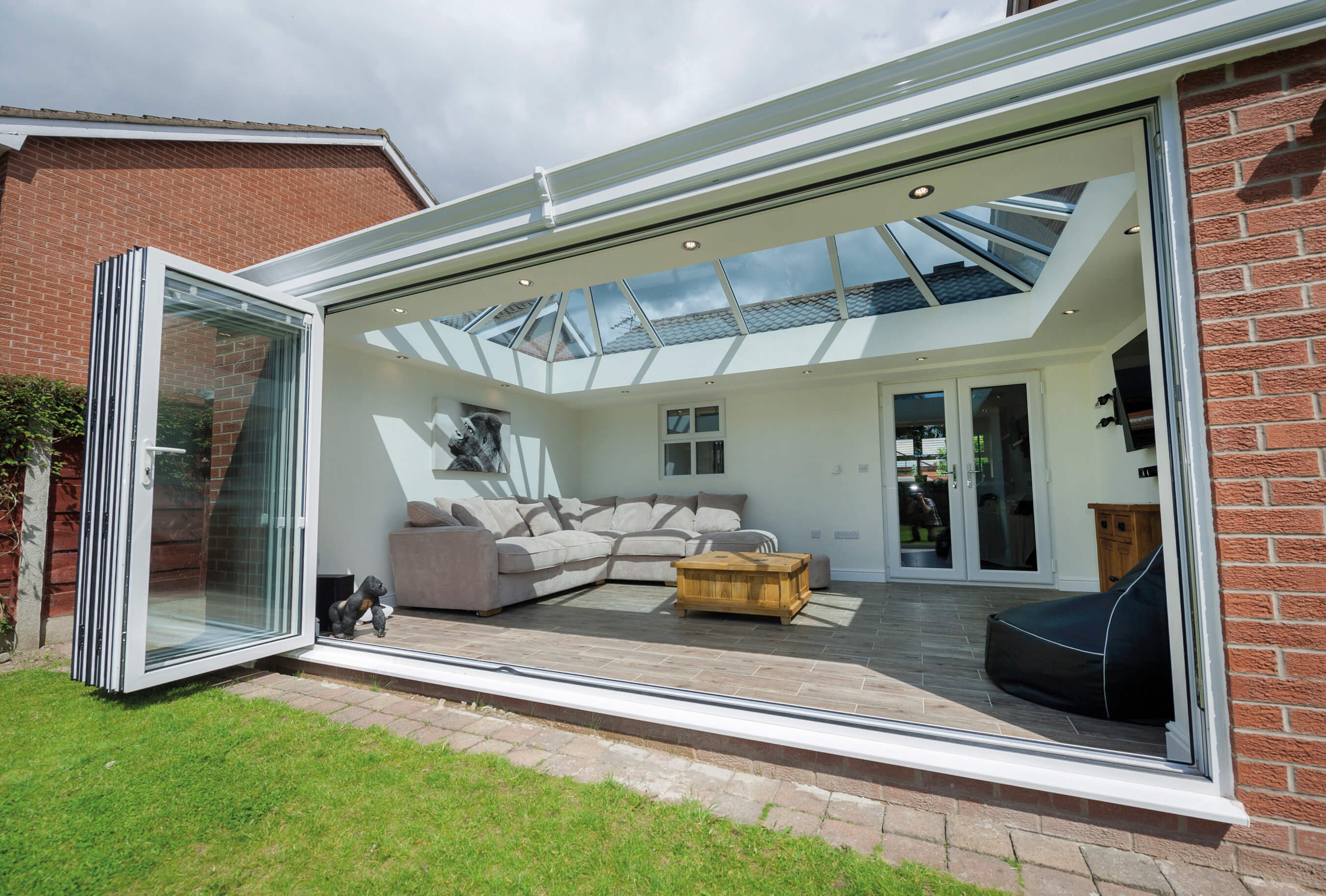 Six Brilliant Benefits of Bi-fold Doors