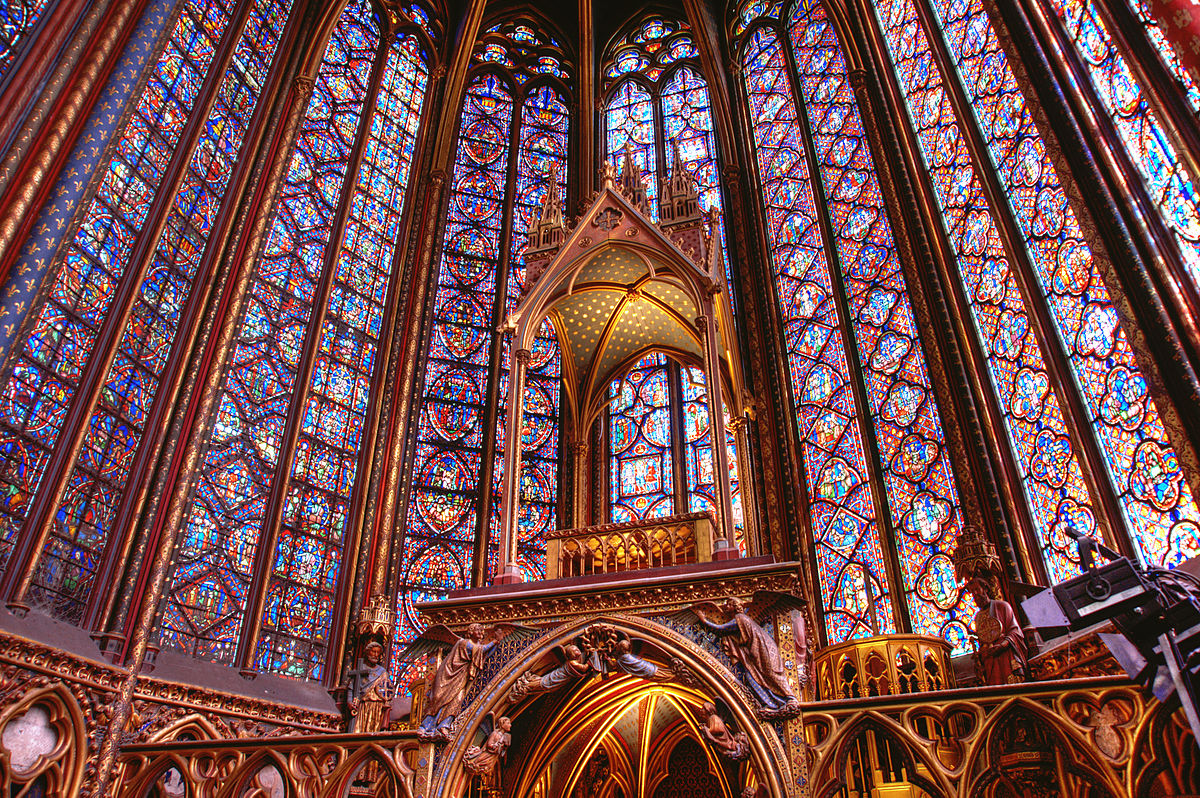 stained glass, stained-glass, Top 10: Most Awe-Inspiring works of stained-glass