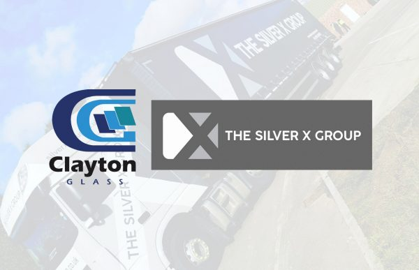 Clayton Glass in New Partnership with Logistics and Transport Company: The Silver X Group